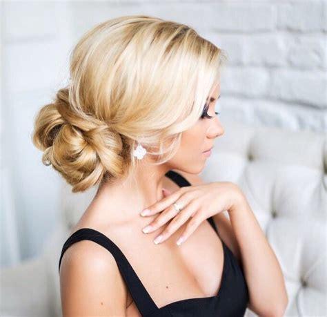 Wedding Hair Low Curly Bun by Beautiful Low Bun Wedding Hairstyles Bridal Hairstyles