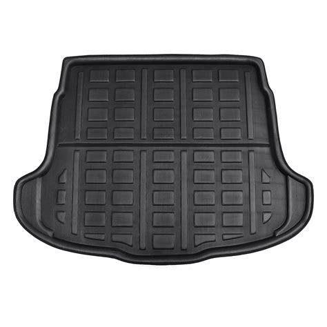 cargo floor mats for crv tray boot liner car rear trunk cargo floor mat carpet for