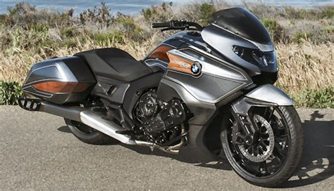 Bmw Motorcycle Forums by Bmw K1600 Bagger Wants To Be A Harley Harley Davidson Forums
