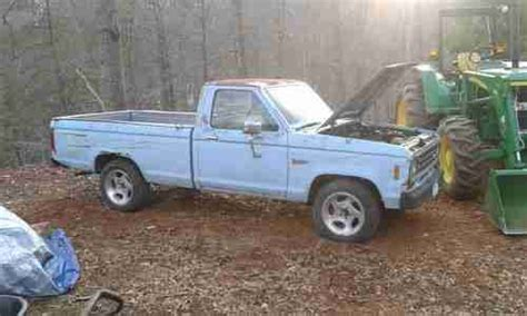 how petrol cars work 1985 ford ranger spare find used 1985 ford ranger factory diesel pickup 5speed long box in etlan virginia united states