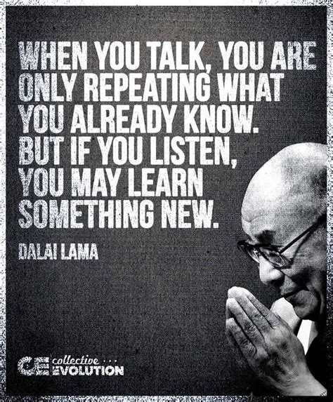when speaks listen learn and books 25 best listening quotes on genius quotes
