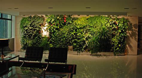 bureaux ronald lu mur vegetal blanc