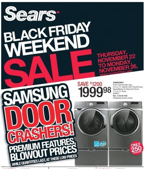 fall into these pre black friday savings premium kitchen knives sears canada black friday 2012 flyer canadian freebies
