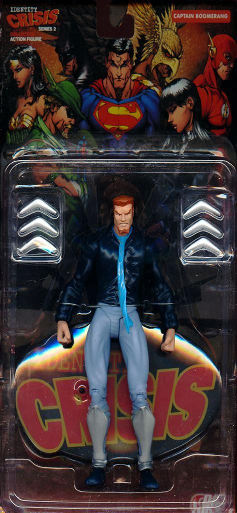 Captain Boomerang Dc Direct captain boomerang figure identity crisis series 2 dc direct