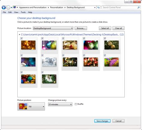 christmas themes windows 7 free download windows 7 christmas theme windows download