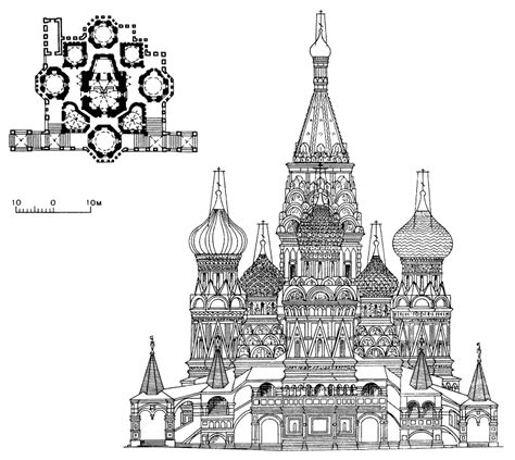 National Cathedral Floor Plan st basil s cathedral moscow