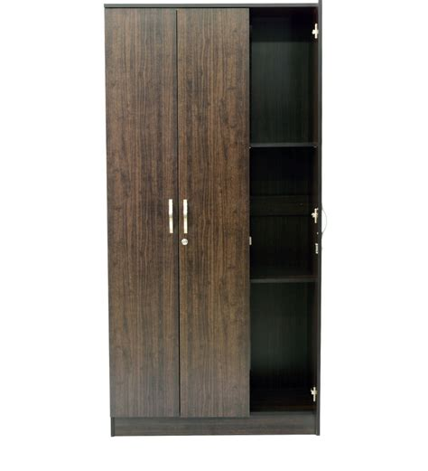 Wardrobe Door Finishes - three door wardrobe in wenge finish by mintwud by mintwud
