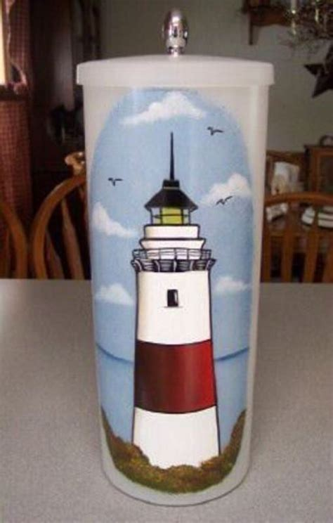 Lighthouse Plumbing by Hp Lighthouse Toilet Paper Holder Canister New Design Ebay