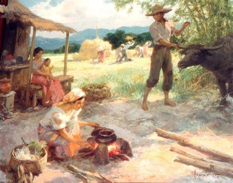 biography of filipino artist fernando cueto amorsolo geringer art ltd