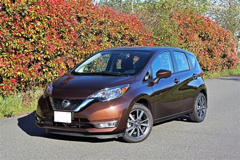 nissan note 2017 2017 nissan versa note sl the car magazine