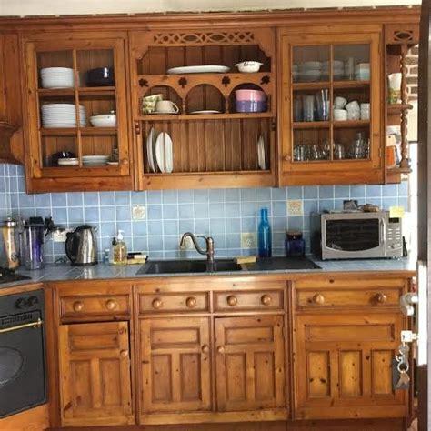 cuisine relook馥 cuisine rustique relooke cuisine avec peinture gris