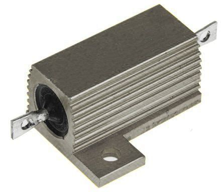 wire wound resistor rs rs pro aluminium housed axial wire wound fixed resistor