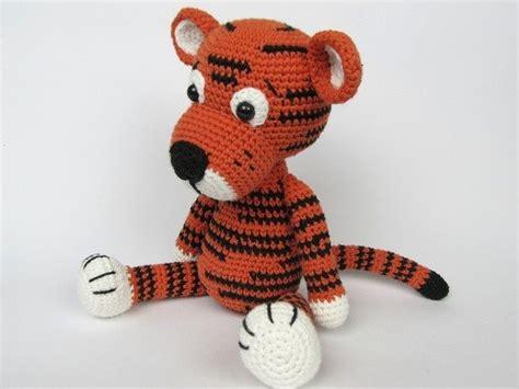 amigurumi pattern tiger little tiger tomy amigurumi crochet pattern