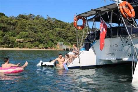 catamaran hire sydney rose bay catamaran 48 ft eastcoast sailing