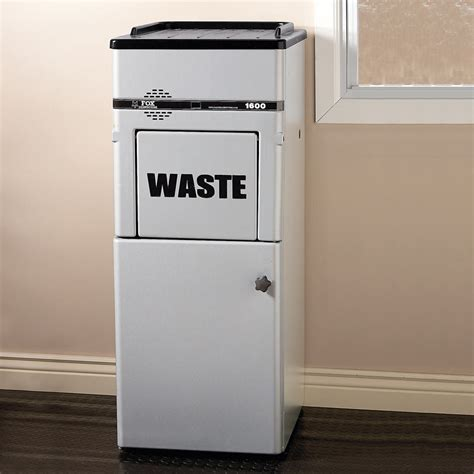 home trash compactor ultimate automatic touchless talking trash compactor the