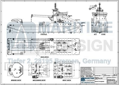 a design maritime a design products futura carrier offshore