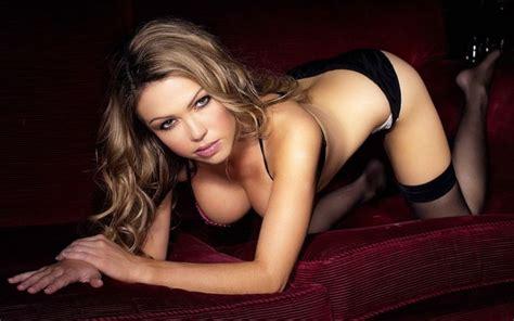 jenna jameson black sofa adele silva hot