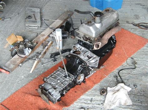 renault 4 engine fitting the r5 gordini alpine engine
