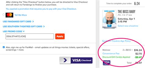 bogo fandango promo code mommy points - Where Is The Promotional Code On A Visa Gift Card