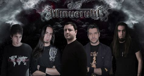 Baju Band Power Metal 7hard signs keyboard driven power metal band minuetum