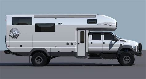 ford earthroamer xv hd earthroamer xv hd bigger badder road cer