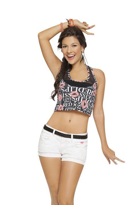 blusas cortas de chicas blusas ombligueras de colores buscar con google