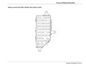 2002 Ford Explorer Battery Repair Guides Explorer Sport 2002 Fuse And Relay