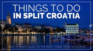 To Do In Things To Do In Split Croatia Explore Croatia With Frank