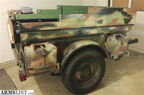 bantam jeep for sale armslist for sale 1943 bantam jeep military trailer
