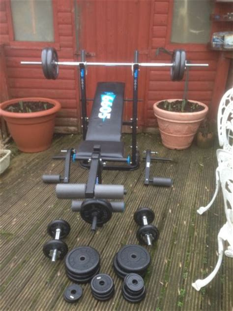 york 6605 bench york fitness 6605 bench weights for sale in rhode offaly