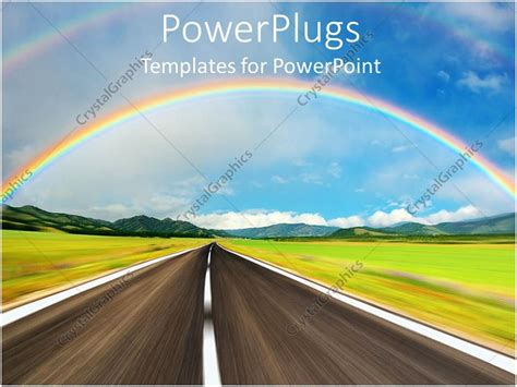 ppt templates for highway powerpoint templates free download highway image