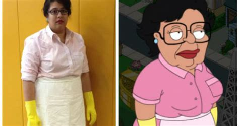 Family Guy Cleaning Lady Meme - cleaning lady family guy no