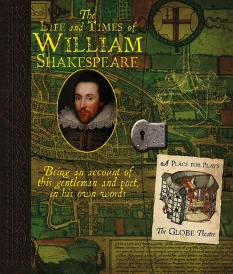 biography book about william shakespeare author ari berk shakespeare