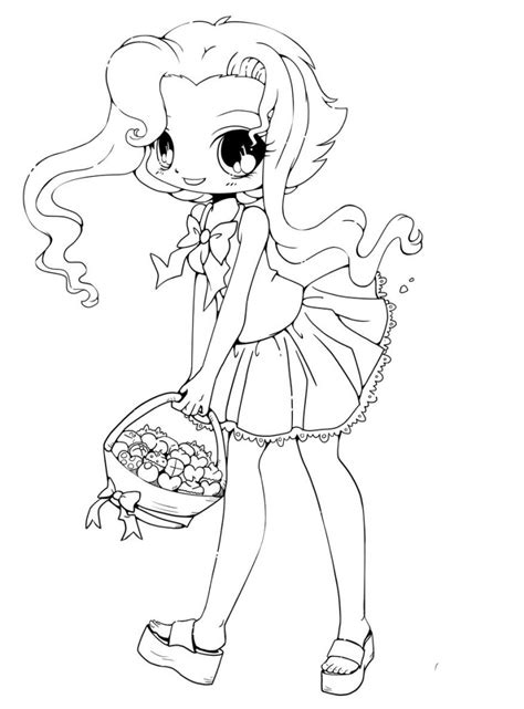 chibi princess coloring pages printable chibi coloring pages omalov 225 nky pinterest