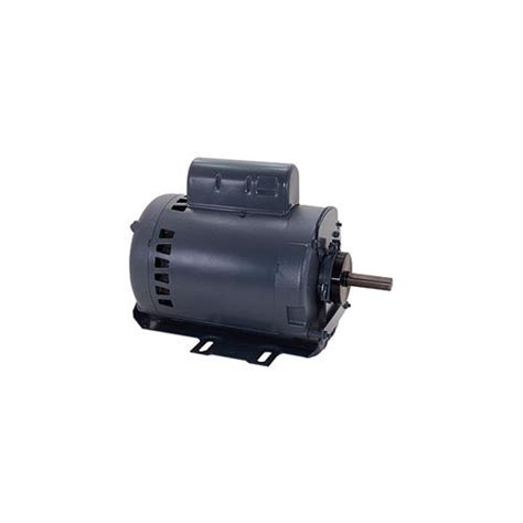 capacitor for 1 2 hp motor c688 century c688 6 1 2 quot capacitor start rigid base motor 208 230 115v 1725 rpm 1 1 2 hp