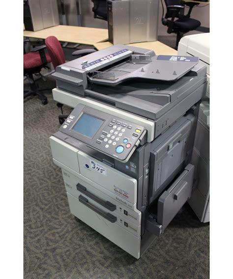 konica digital konica minolta bizhub 350 digital multifunction network copier