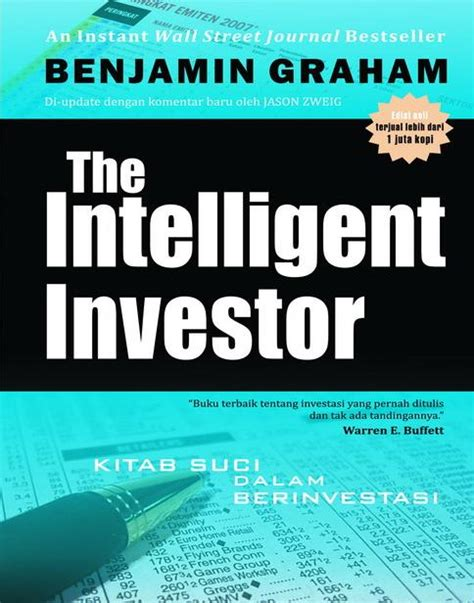The Intelligent Investor Benjamin Graham catatan kuliah the intelligent investor benjamin graham