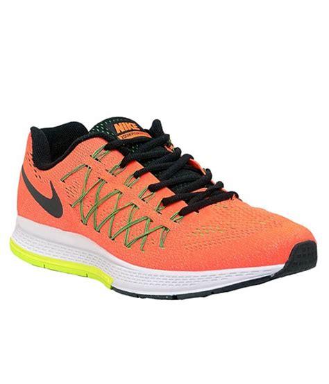orange nike running shoes 50 on nike orange running shoes on snapdeal
