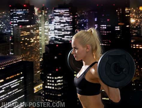 Gambar Dan Dumbell Collection Of Fitness With A Barbell And Dumbbell