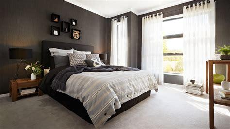 chambre sol gris inspirations de chambres noires ou grises