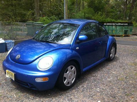 1999 Volkswagen Beetle by 1999 Volkswagen Beetle Tdi 5 Speed