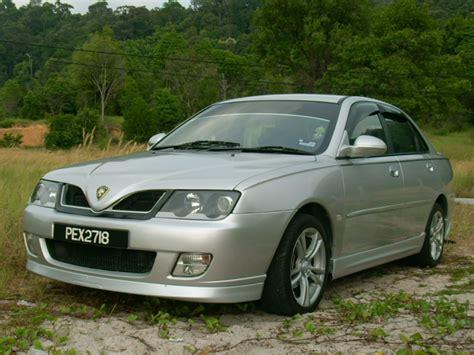 Proton Waja by Rosdi S 2001 Proton Waja In Pantai Remis