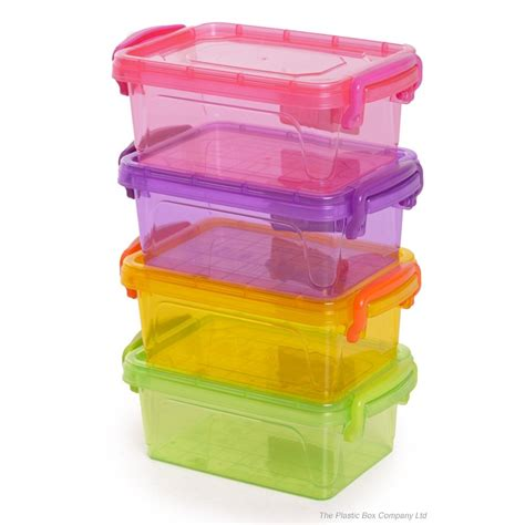 Small Storge Box small plastic storage boxes with hinged lids