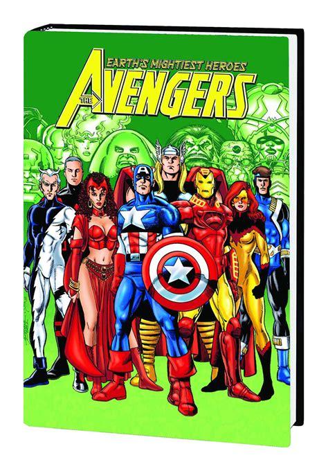 avengers omnibus vol 3 1302910205 avengers by busiek and perez vol 2 omnibus fresh comics