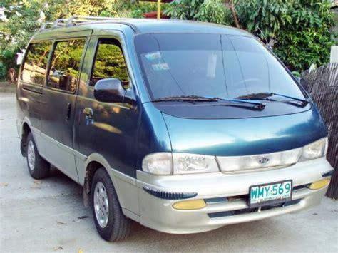 L Kia Pregio kia pregio 3 0 2001 auto images and specification