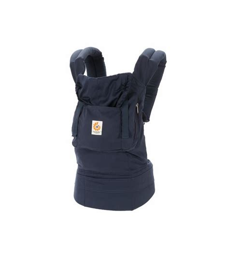 Organic Baby Carrier by Ergobaby Organic Carrier Navy Midnight