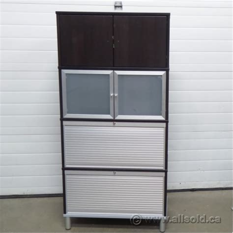 ikea effektiv file cabinet ikea effektiv espresso 4 compartment roll front file