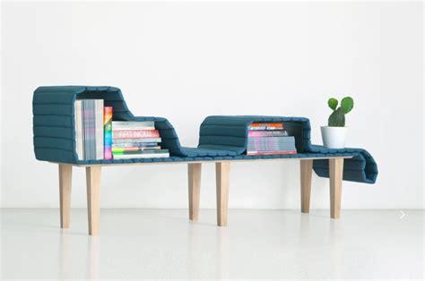 this shape shifting furniture assembles like lego shape shifting benches furniture bench