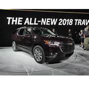 Auto Show De Detroit 2017  Chevrolet Traverse 2018