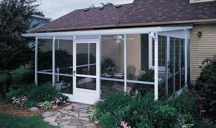 Windows For Screen Room by Outdoor Screen Rooms Chion Windows Sunroom Ideas